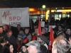 Vor dem AfA-Banner drängten sich viele Teilnehmer der Kundgebung!