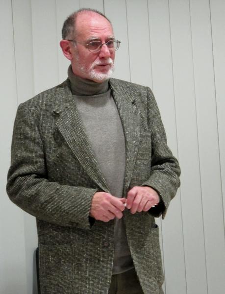 Vorsitzender Hans-Georg Fohrmeister